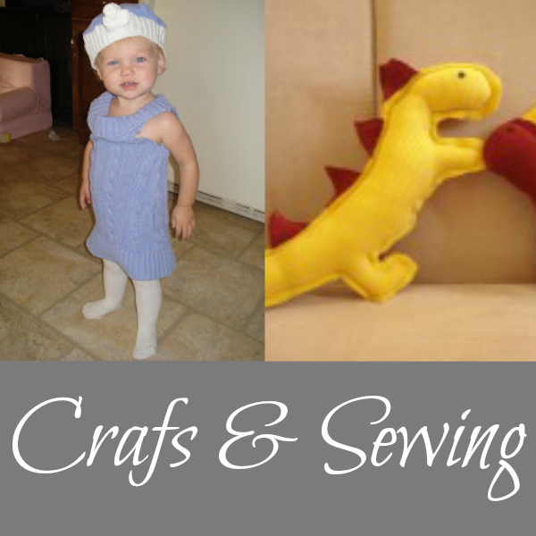 crafts and sewing