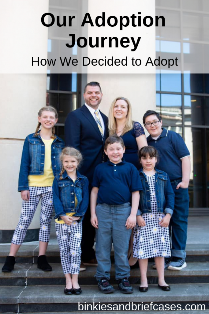 How to Decide to Adopt