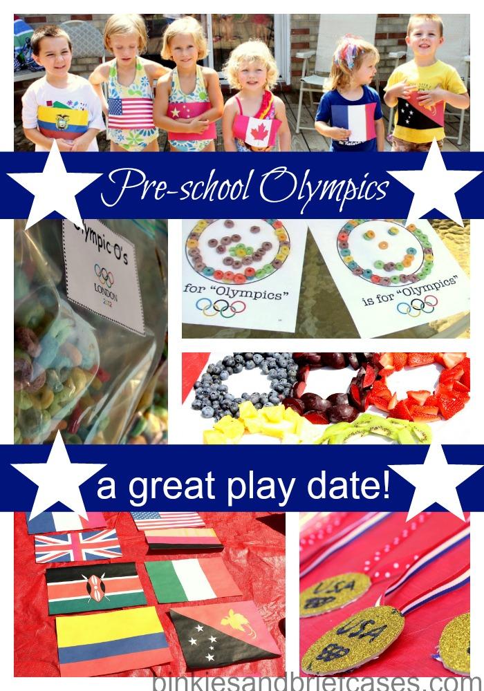 preschool olympics