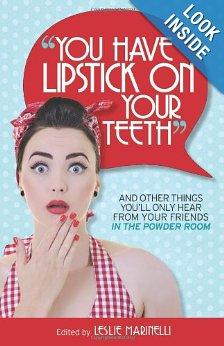 lipstick book
