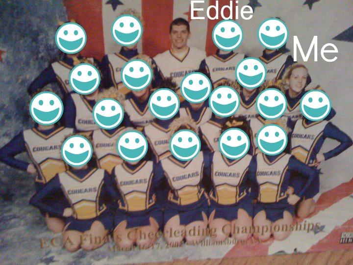 cheerleading smiles