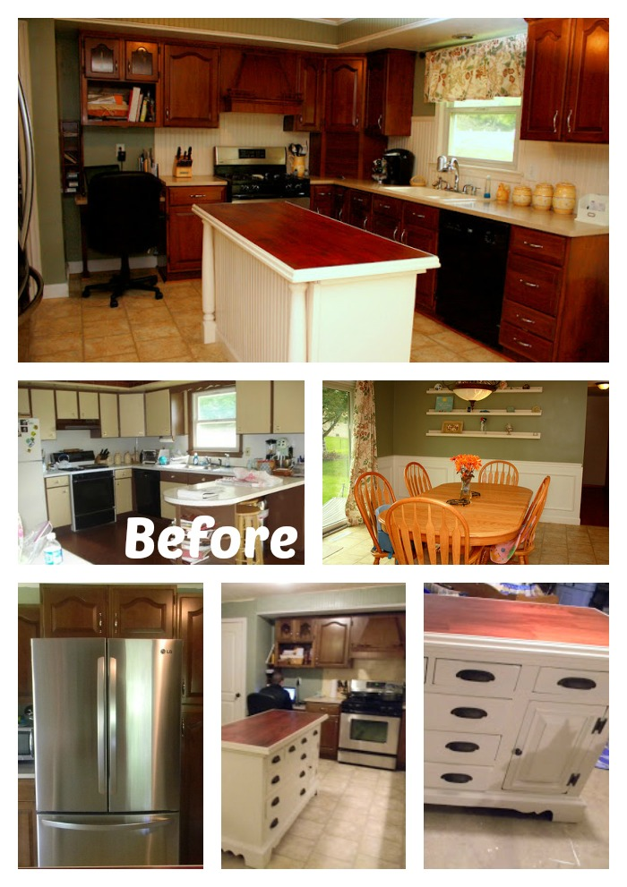 White kitchen cabinets craigslist for Kitchen cabinets craigslist