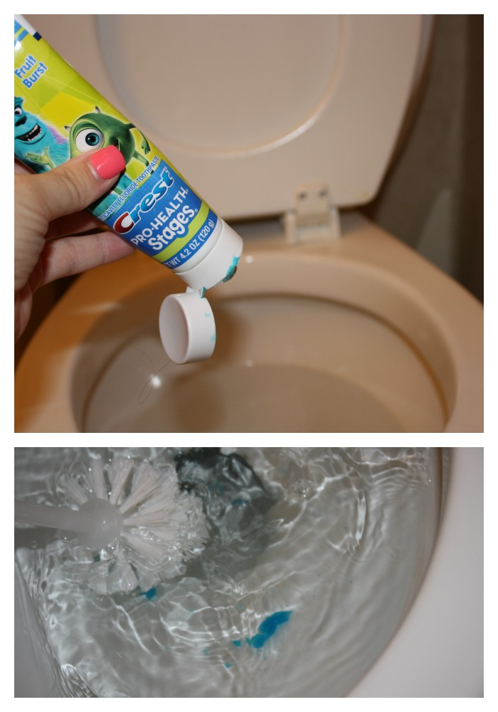 Crazy Toilet Cleaning Trick That Works!