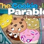 illustration from the cover of The Cookie Jar Parable