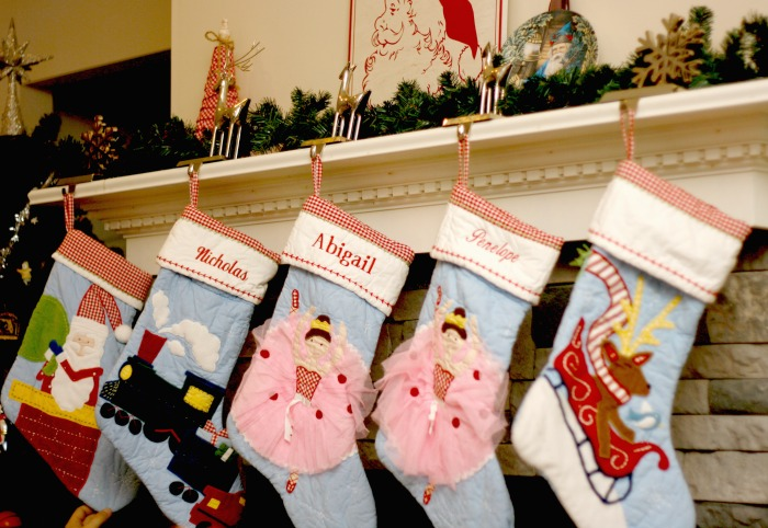 afordable pottery barn stockings