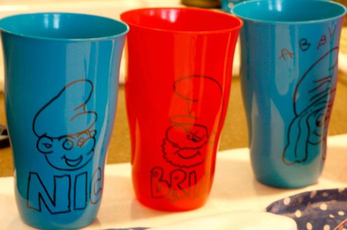 smurf cups #shop