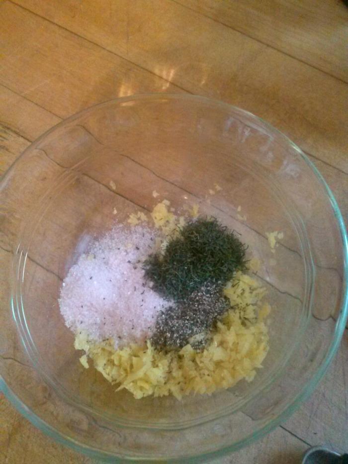 ingredients for herbed turkey