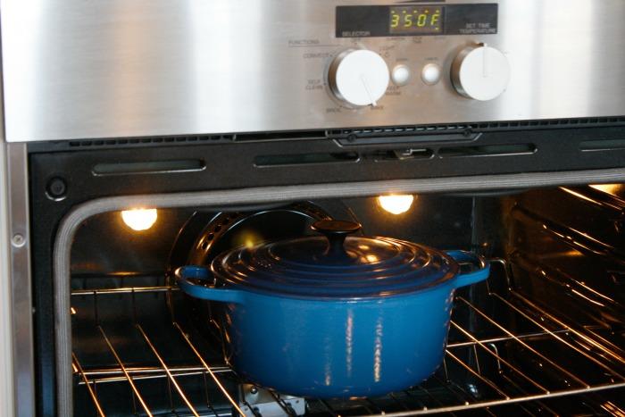 oven pasta bake