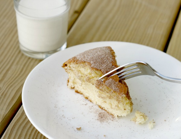 old fashioned hot milk cake recipe