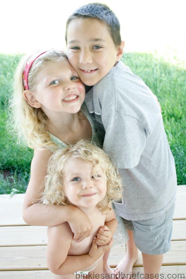 adorable kiddos