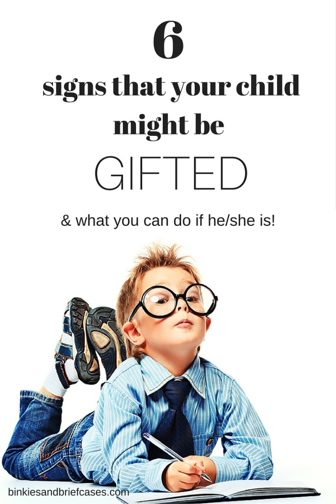 Tips from a certified gifted specialist about how to tell if your child is gifted