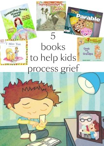 Books for toddlers about death