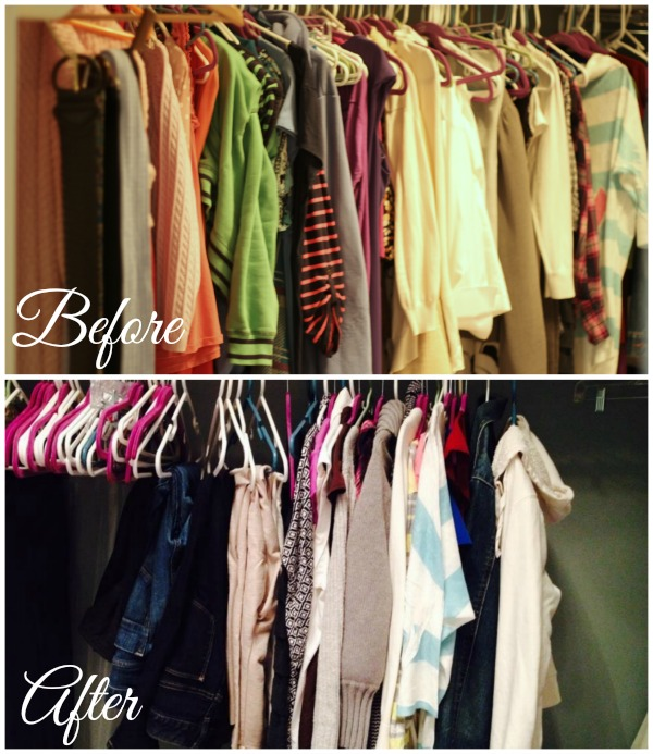 What I learned from decluttering my closet with the capsule wardrobe system