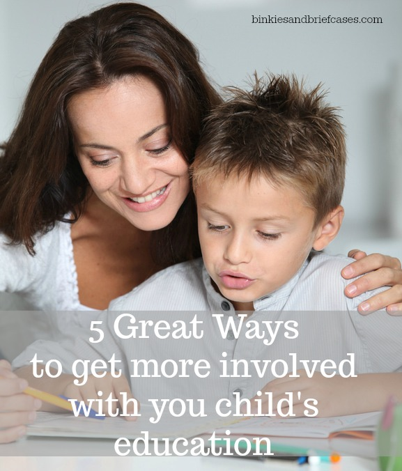 Tips from a teacher for how to get more involved in your child's education