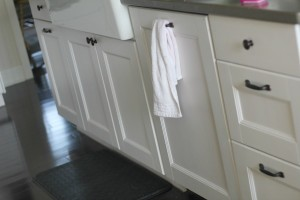ikea cabinets with farmhouse sink