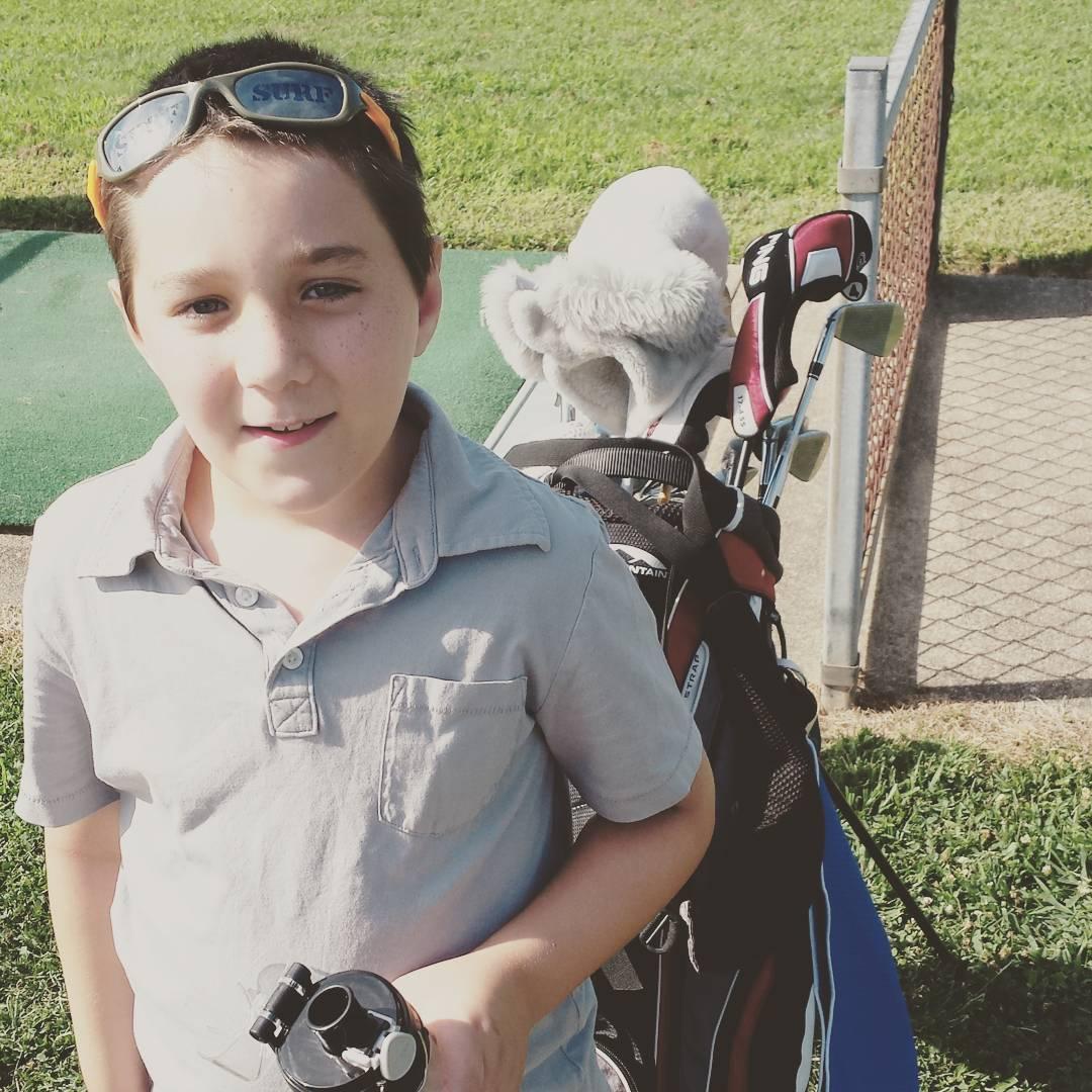 Ten Reasons Golf Is Great For Kids