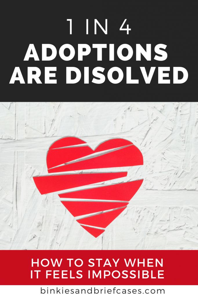 Adoption Dissolution