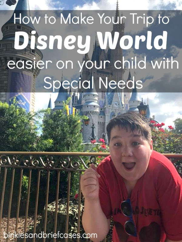 Learn about how the Disability Access Service at Disney World can help if your child has special needs