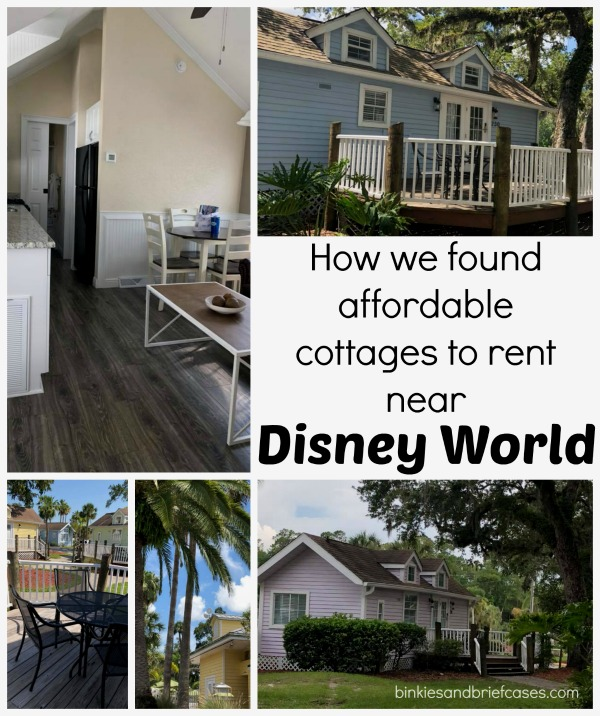 Want to know where to find affordable houses to rent near Disney World These cabins are awesome. |sponsored| |encore| |petite retreats|