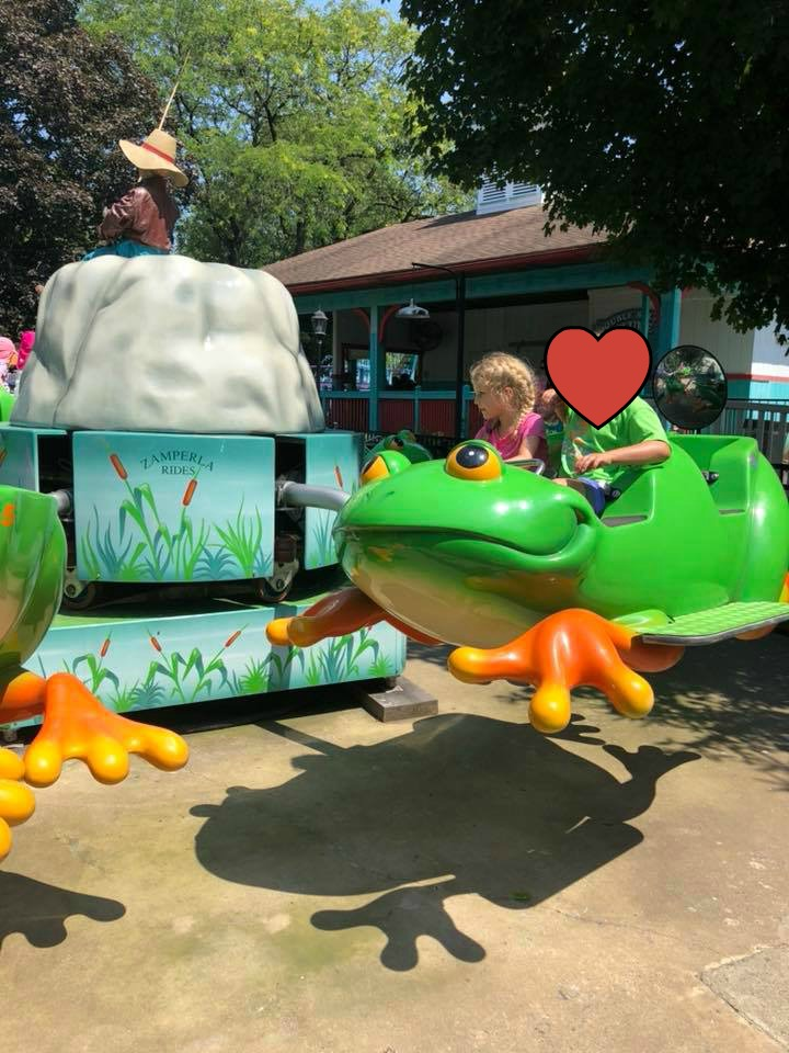 Dutch Wonderland in Lancaster, PA