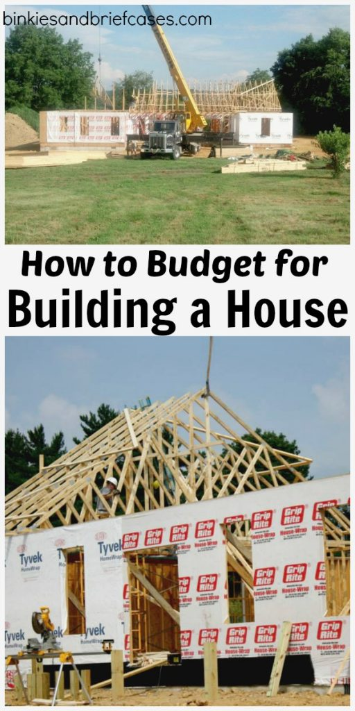 Things to consider in your budget for building your own home