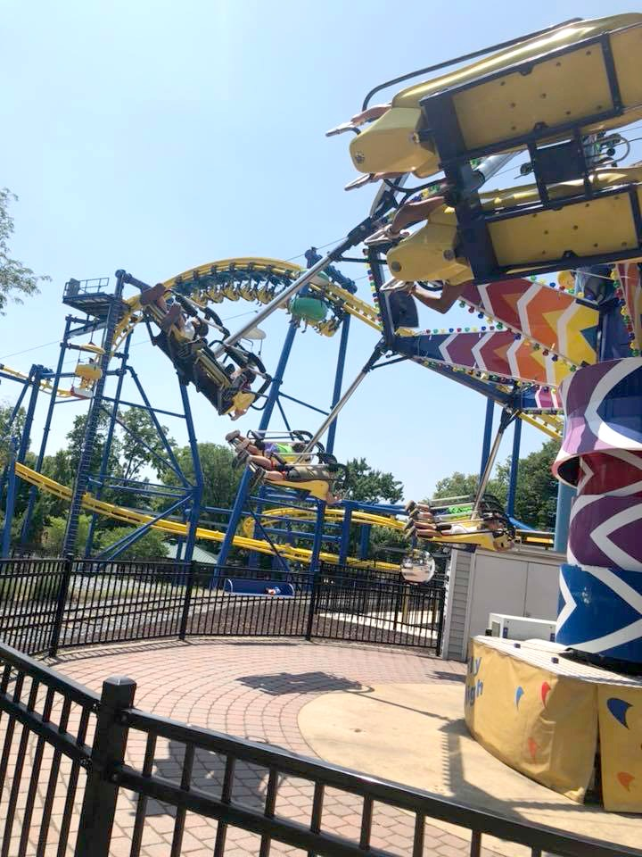 rides at Dutch Wonderland