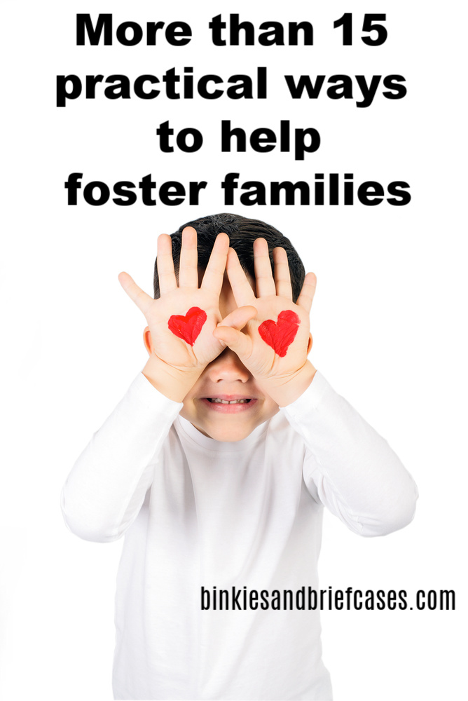 Looking for ways to volunteer with kids_ Here are 15 ways to help your local foster families