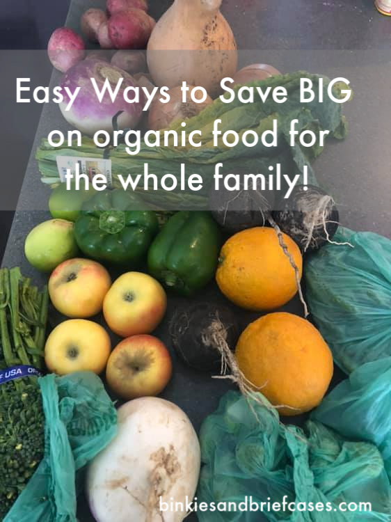 easy ways to eat healthy and save money
