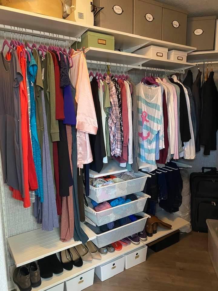 ikea closet system