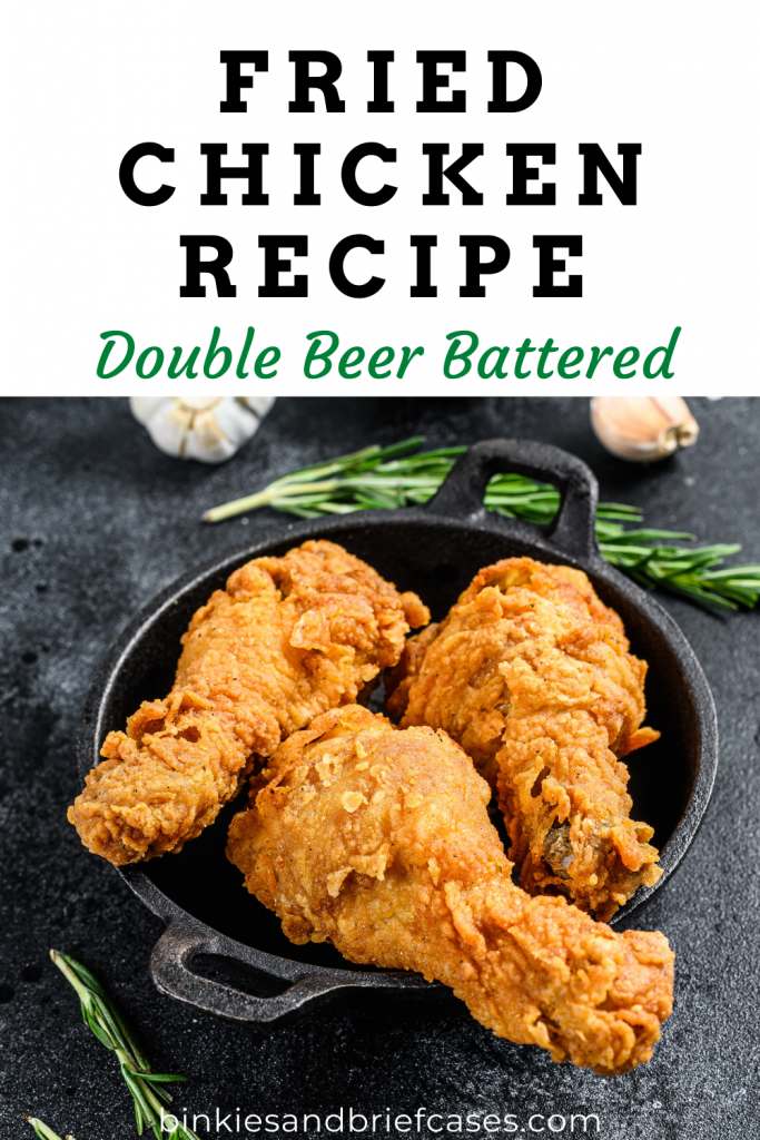 Beer Battered Fried Chicken Recipe