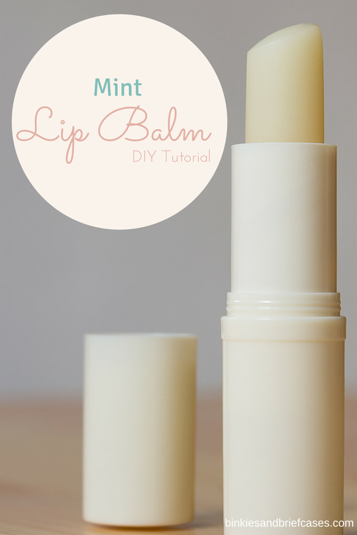 DIY Lip Balm. Learn how to make your own dye-free lip gloss from some simple ingredients that you probably already have around the house.