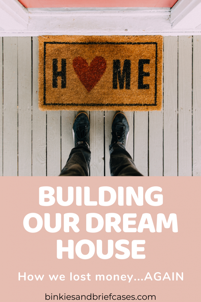 building our dream house