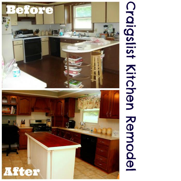 Tips for a Craigslist kitchen remodel