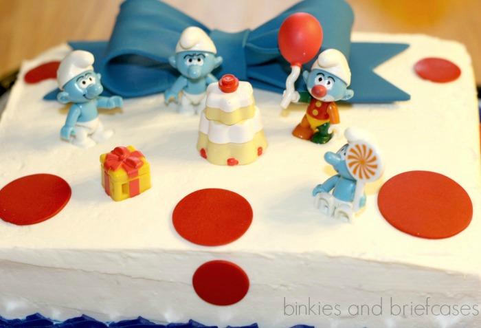 smurf cake #shop