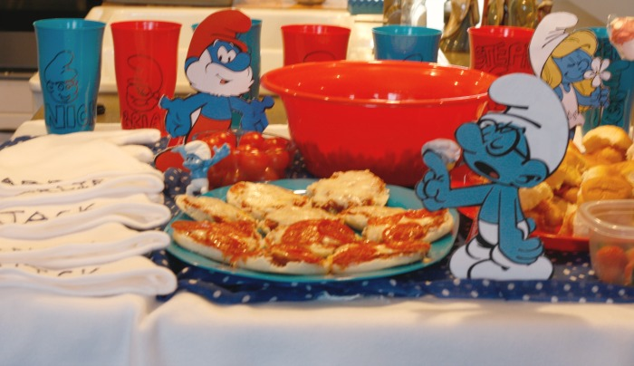 smurf table  #shop