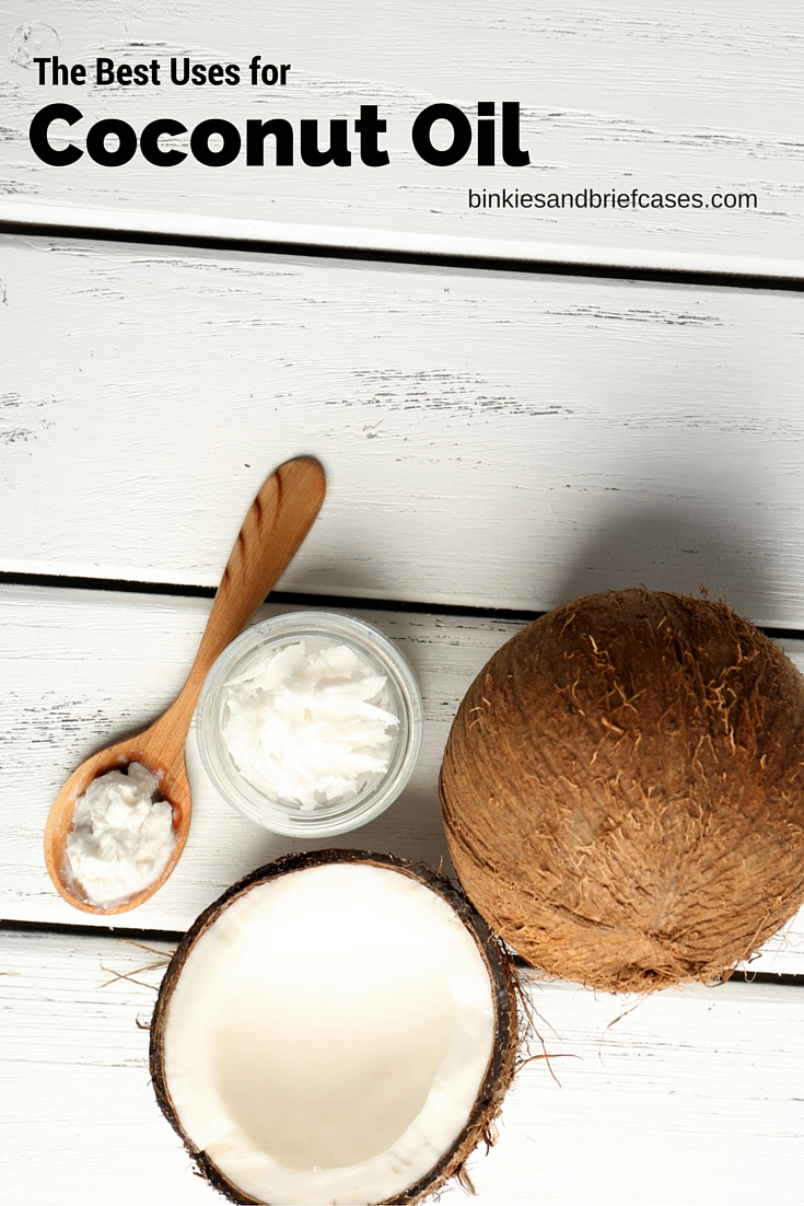 The best uses for coconut oil, from cooking to skin care!