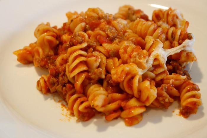 dutch oven pasta recipe
