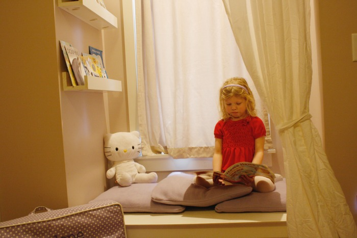 nook for reading