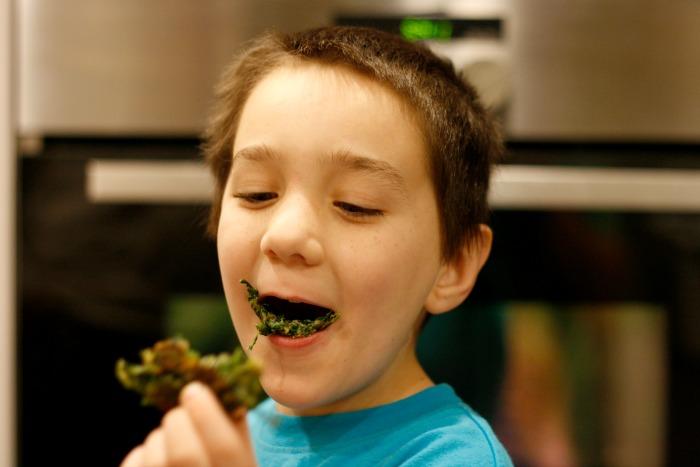 yummy spinach side dish