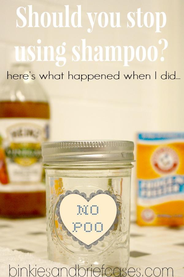 No poo homemade shampoo recipe