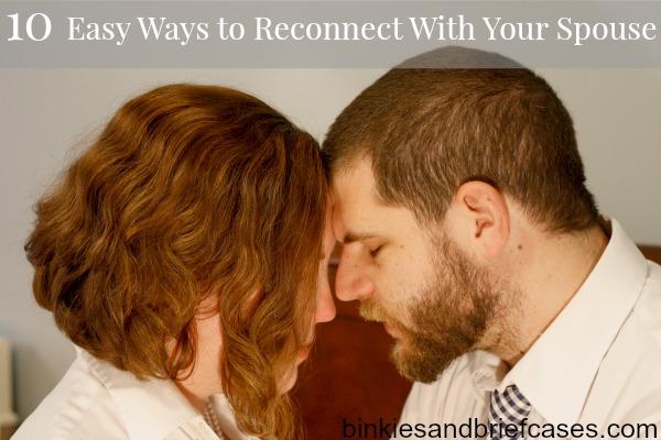 Ten ways to reconnect