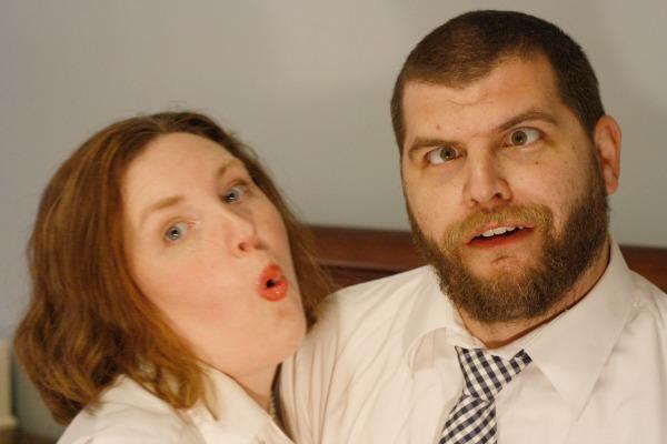 silly couple photos