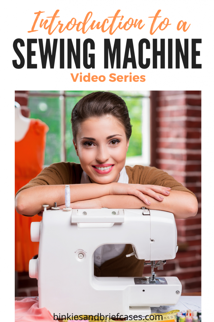 Introduction to a Sewing Machine