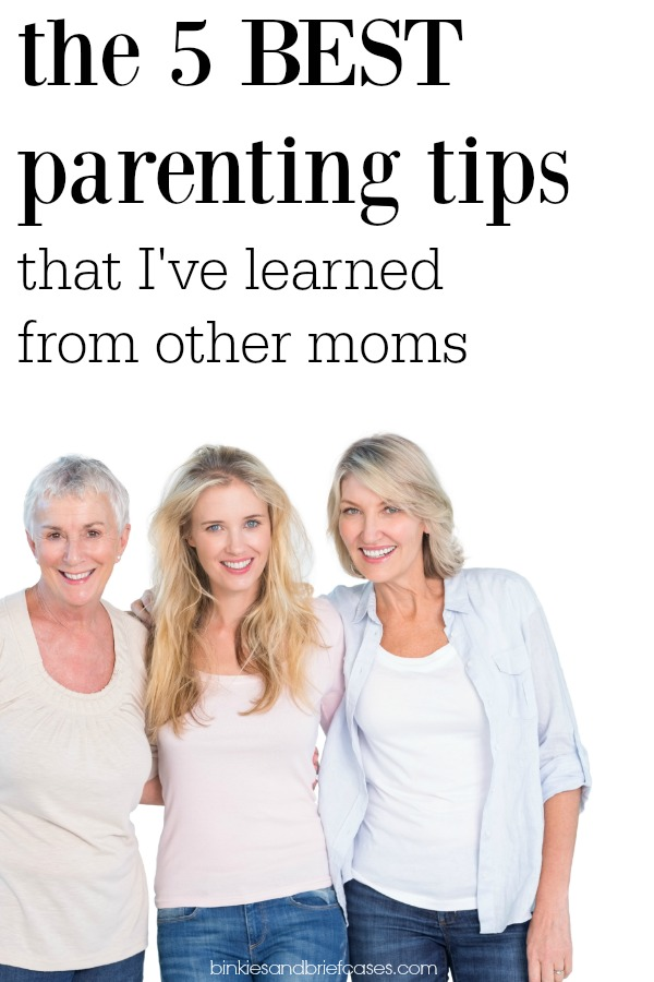 Great, practical tips from generations of mothers. Love the sock tip!