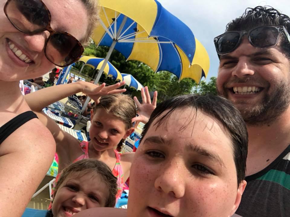 family fun at LEGOLAND waterpark