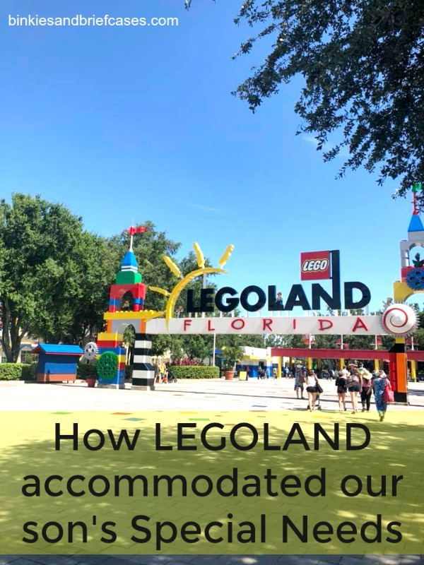 LEGOLAND has lots of special accommodations for children with special needs! Read all about them before your vacation. |sponsored| |LEGOLAND|