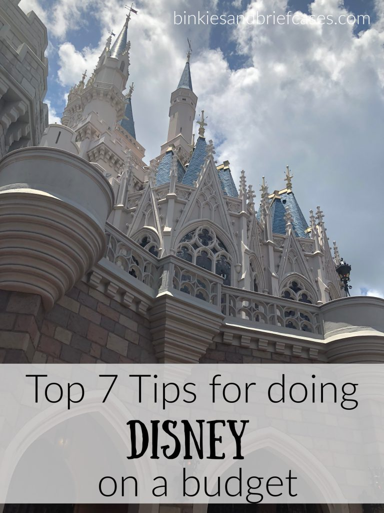 How to go to Disney on a Budget