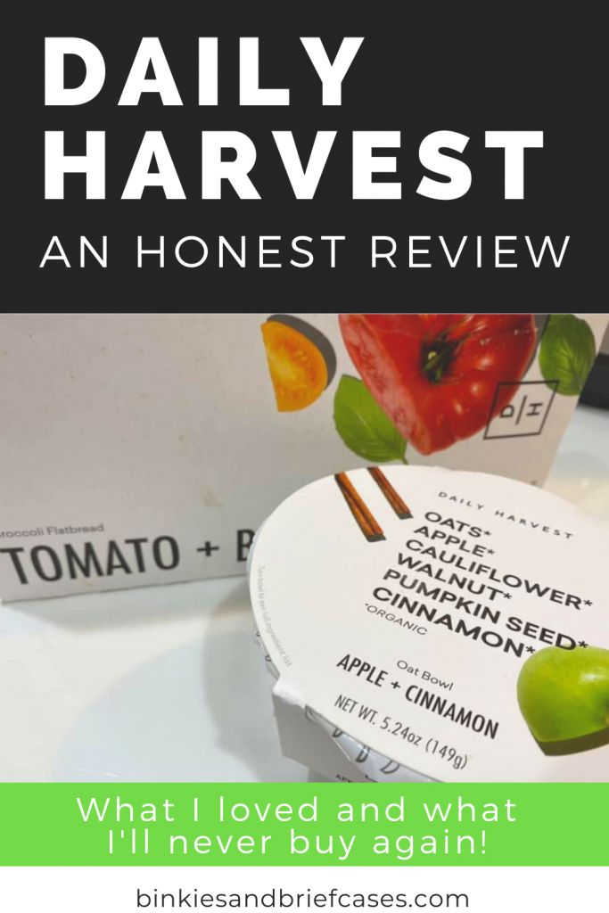 Daily Harvest Review