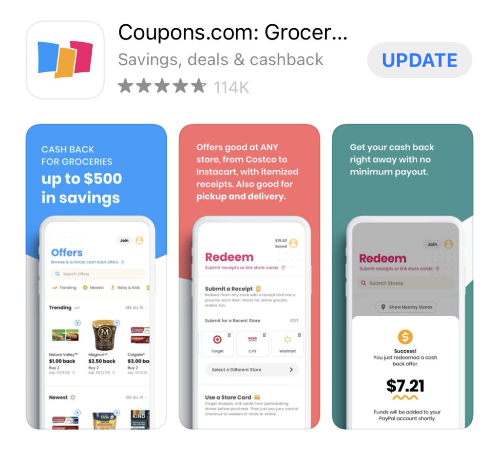 Save Money with Coupons.com
