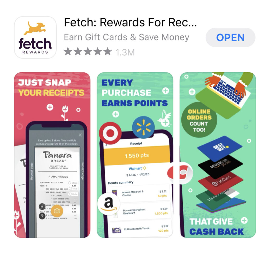 Save money with Fetch